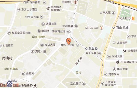 深圳大数据培训地点百度地图