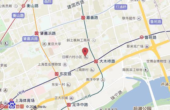 上海大数据分析培训地点百度地图